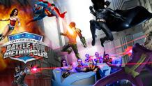 Justice League: Battle for Metropolis - Ride. Play. Triumph.