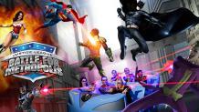 Justice League: Battle for Metropolis - Ride. Play. Triumph.