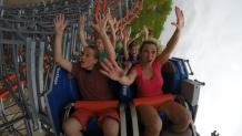 Guests enjoying Wicked Cyclone