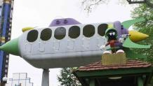 Marvin the Martian Camp Invasion