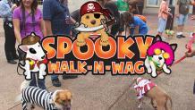 Spooky Walk-N-Wag logo