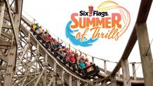 Summer of Thrills at Six Flags America