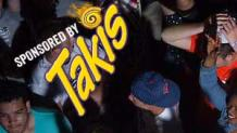 Senior Nite kids with Takis logo