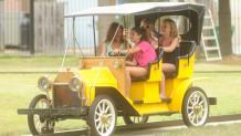 Great Race Antique Cars
