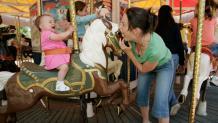 Bugs Bunny Camp Carousel