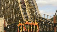 El Toro - No. 1 Wooden Coaster in America