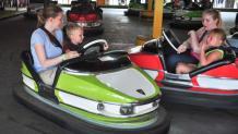 Marshal's Stampede Indoor Bumper Cars