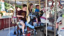 Merrie Melodies Carousel