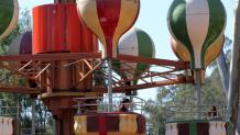 Nairobi's Lookout Balloons