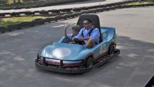Olympiad Grand Prix Go-Carts