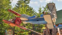 Rocky's Ranger Planes
