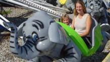 Air Jumbo ride at Park Opening