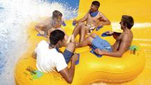 Water Park Group Ride - Tube