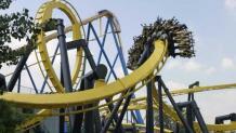 Labor Day coaster ride