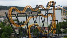 BATMAN™: The Ride 4D Free Fly Coaster