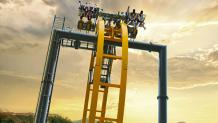NEW 4D Free Fly Coaster