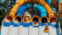 Big Wave Racer water slides