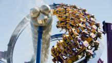 Bizarro Roller Coaster