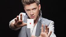 Magician Collins Key - June Performer