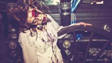 Zombie cast member