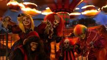 Clowns at Fright Fest