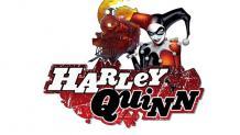 HARLEY QUINN Crazy Train logo
