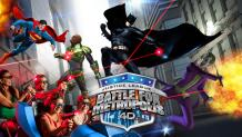 JUSTICE LEAGUE: BATTLE FOR METROPOLIS