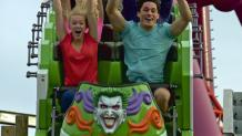 Guests enjoy Portuguese Heritage Day on the Joker ride