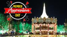 Carousel Elegance Show with Member Appreciation Logo
