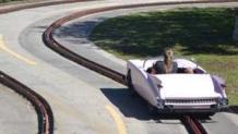 Motorama Car Ride 50's style car