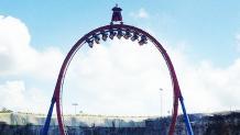 SUPERMAN: Krypton Coaster Loop