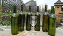 Wine and coaster at Wine and Food Festival