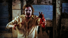 Zombie in Shed - Fright Fest