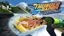 Thunder Rapids Watercoaster concept art