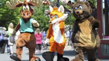 timbertown characters