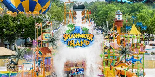 Splashwater Island