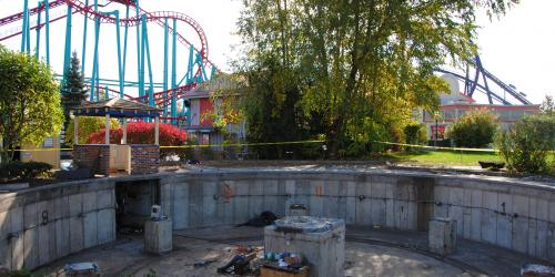 An interesting look at what lied beneath Tea Cups. This is the first of many changes to come as we begin construction on HARLEY QUINN™ Spinsanity.