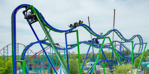 A.) PRINT-AT-HOME DISCOUNTS FOR 1-DAY TICKETS: Six Flags Over Texas ticket prices change from time to time, but the park's website ALWAYS offers cheaper tickets than you'll find at the gate.