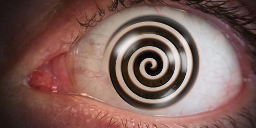 fright fest hypnotist