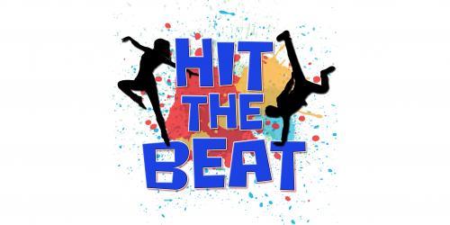 Hit the Beat Logo
