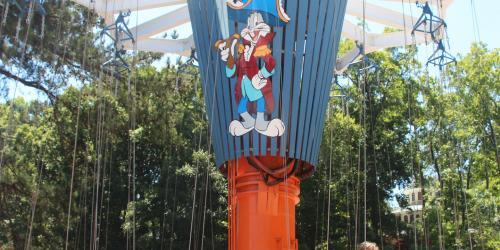 Bugs Bunny high sea adventure