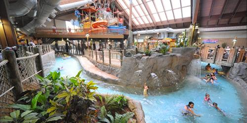 Six Flags Great Escape Lodge Indoor Waterpark
