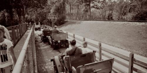 Chaparral Antique Zombie Cars