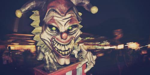 Cirkus Berzerkus jack in the box