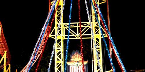 Dare Devil Dive Christmas Tree