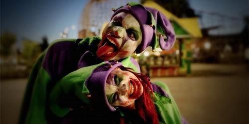 Demented jesters