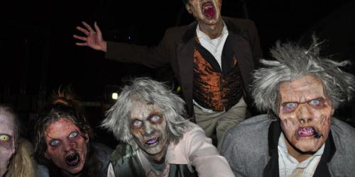 ghouls unleashed during fright fest