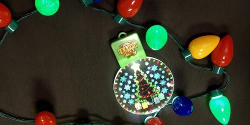 festive light-up necklaces