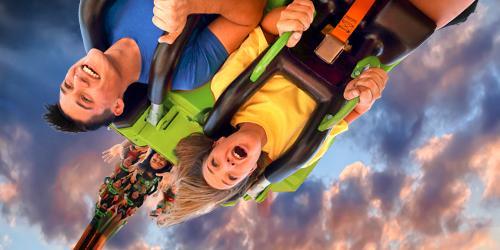 Worlds Largest Loop Coaster