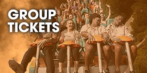 Fright Fest Group Tickets